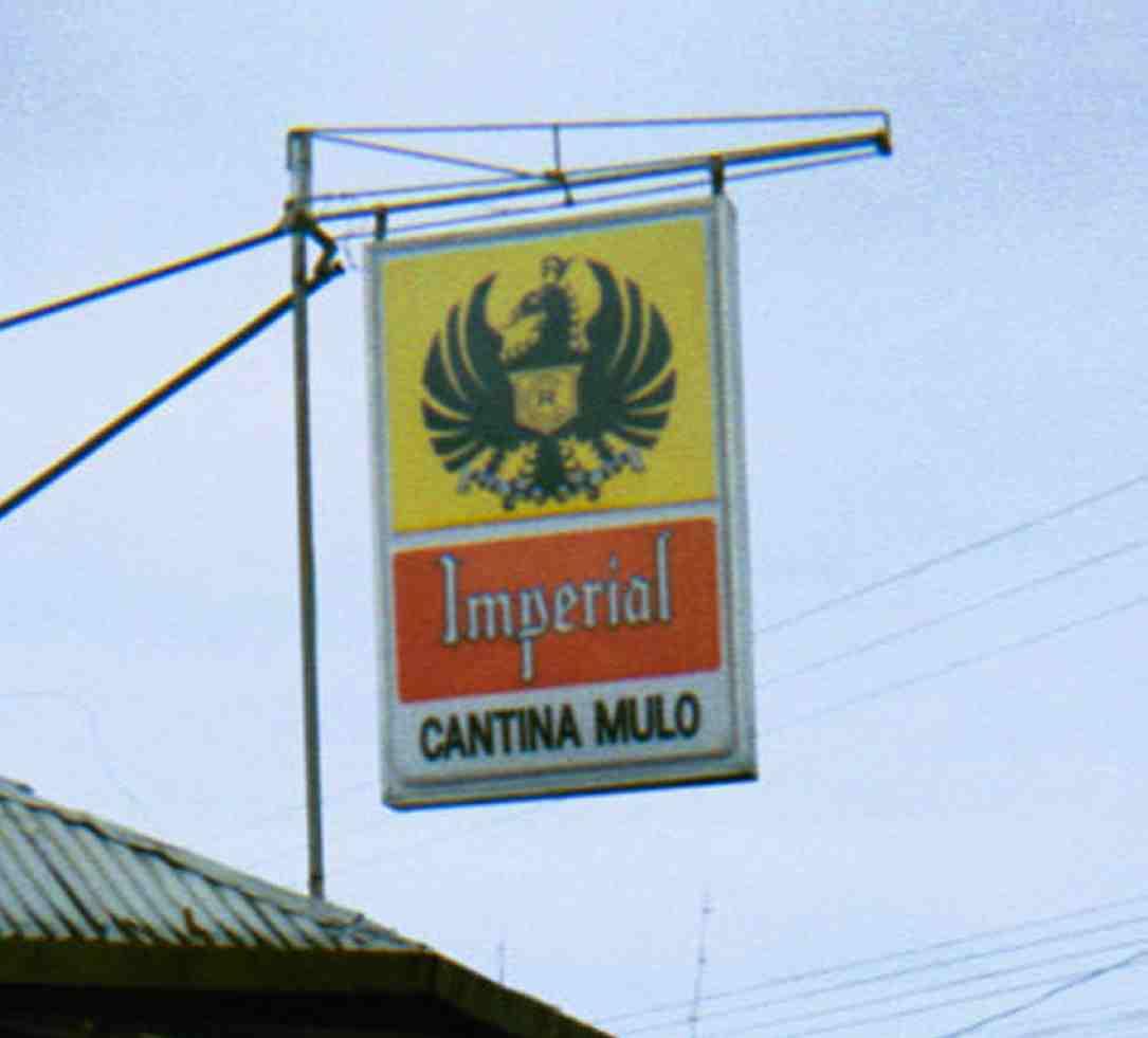 mulo sign